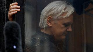 Wikileaks kurucusu Julian Assange