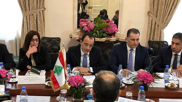 Κύπρος και Λίβανος θα ψάξουν για φυσικό αέριο στη μέση γραμμή των ΑΟΖ