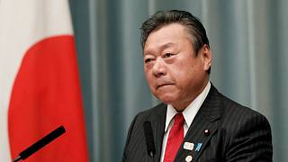 Japon Olimpiyat Bakanı Sakurada istifa etti, gerekçe: Deprem mağdurlarına saygısızlık
