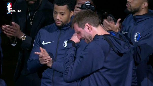 NBA: Nowitzki elbúcsúzott