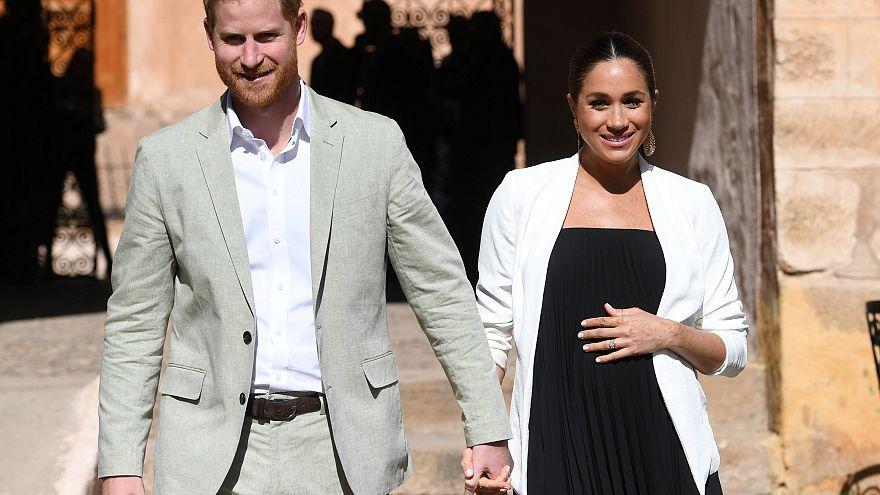 Wann kommt das königliche Baby von Prinz Harry und Meghan?