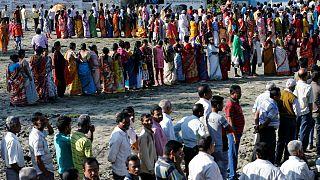 آغاز انتخابات پارلمانی هند