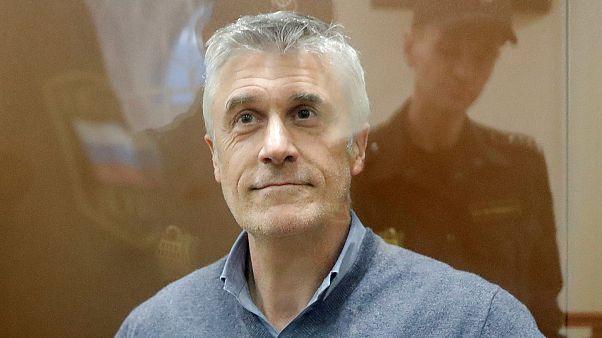 Майкла Калви поместили под домашний арест