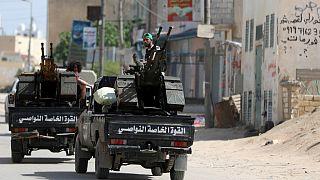 ادامه درگیریها در لیبی زیر سایه اختلاف بین قدرتهای اروپایی
