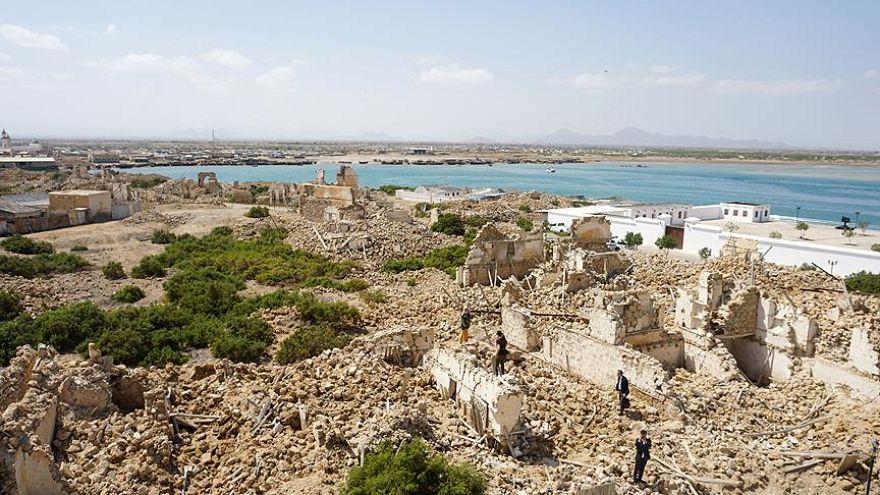 Sudan: Sevakin Adası