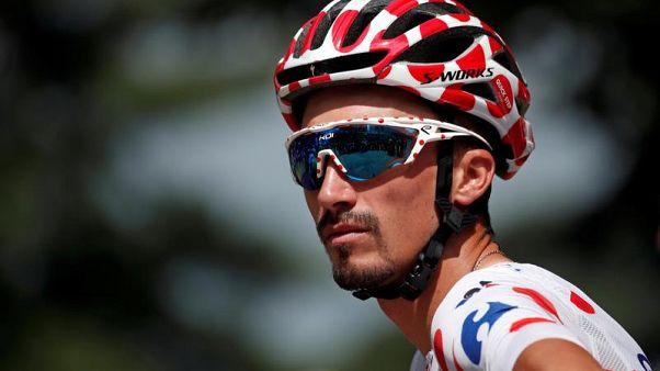 Giro Paesi Baschi: ritiro di Alaphilippe, in dubbio per le Ardenne