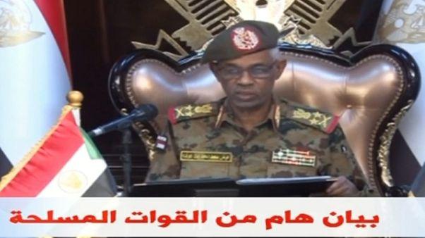 Sudan Savunma Bakanı Avad bin Avf