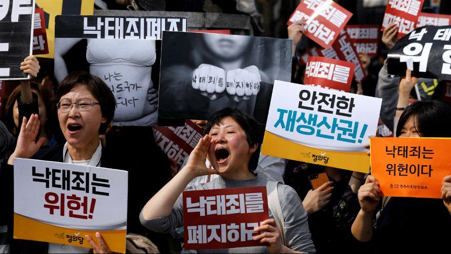 قانون ممنوعیت سقط جنین در کرهجنوبی «خلاف قانون اساسی» تشخیص داده شد