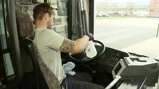 Caso de sarampo paralisa autocarros na Áustria