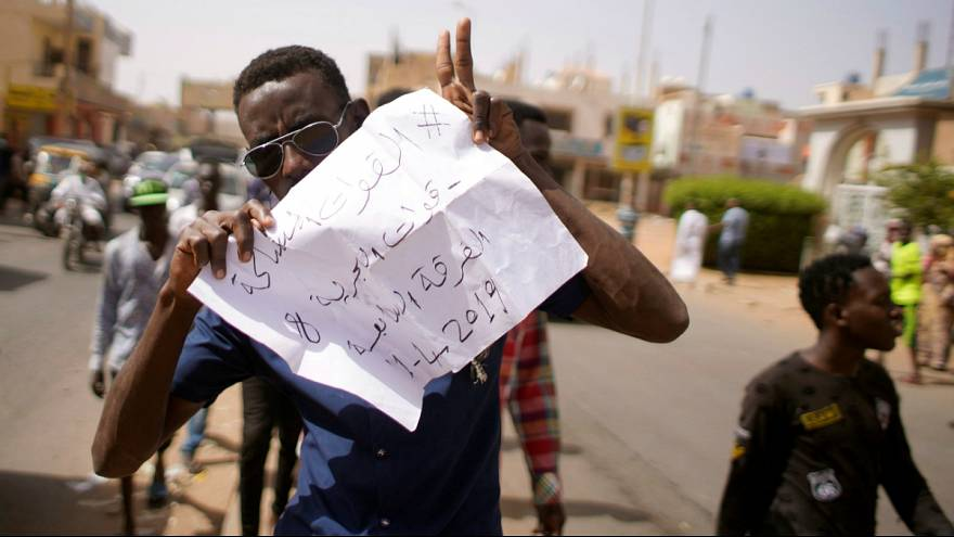 واکنش های بین المللی به تحولات سودان