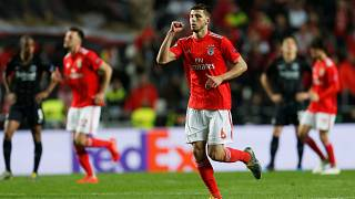 Benfica de olho nas meias-finais da Liga Europa