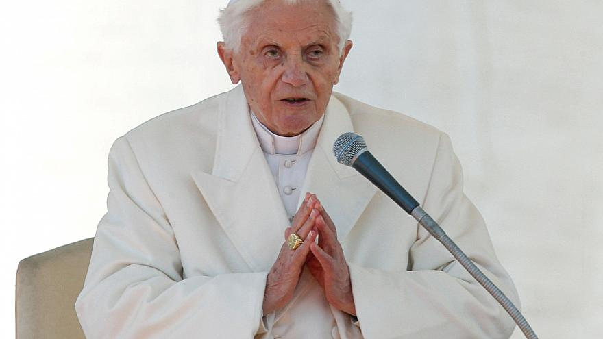 Ex-Pope Benedict XVI says 'all-out sexual freedom' of 60s to blame for clerical sex abuse