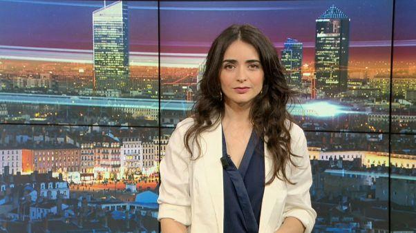 Euronews Noite 11.04.2019