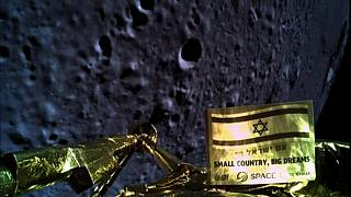 Israelische Mondlandung auf letzten Metern gescheitert