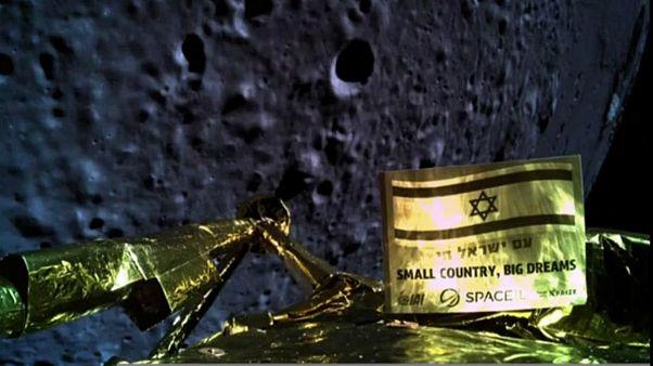 پروژه پر هزینه فرود کاوشگر اسرائیلی «برشیت» بر روی ماه با شکست مواجه شد