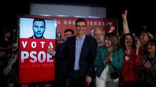 La campagne électorale espagnole est lancée!