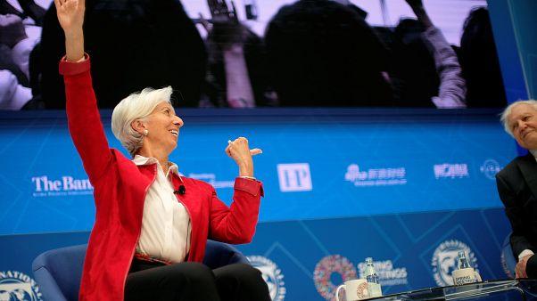 ΔΝΤ: Ικανοποίηση για την πρόωρη αποπληρωμή του χρέους της Ελλάδας