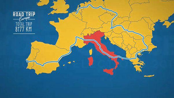 #EUroadtrip: Rundreise durch Europa - Mailand