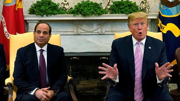 Mısır, ABD'nin Arap NATO'su kurma çalışmalarından çekildi