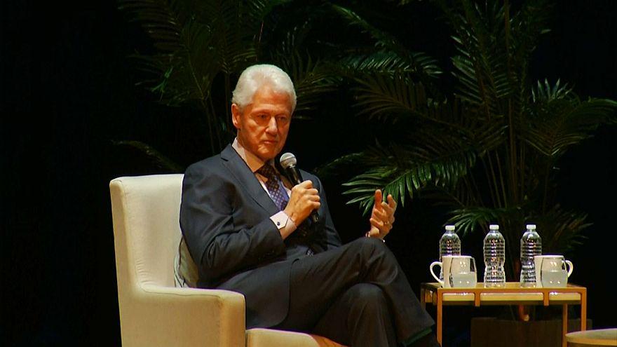 بيل كلينتون: لا يجب الاستهانة بنتنياهو، فهو ذكي وموهوب