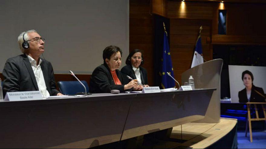 نامه نسرین ستوده به کانون وکلای فرانسه: به ۳۸ سال و نیم زندان محکوم شدهام