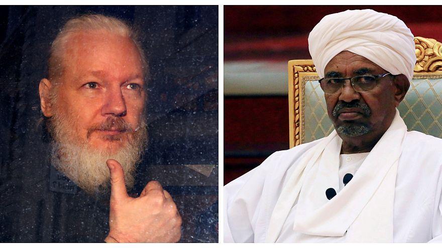 Арест Ассанжа и аль-Башира - двойной удар по России?   #КУБ