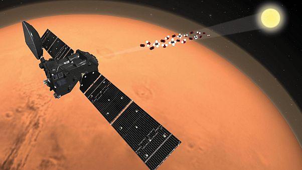 Άφαντο και πάλι το μεθάνιο στον Άρη!