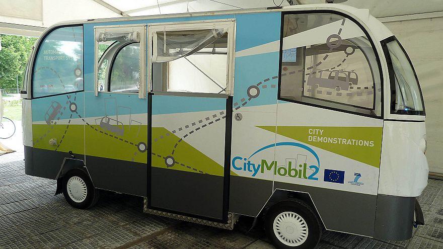 Τρίκαλα: Νέα λεωφορεία χωρίς οδηγό με εξελιγμένη τεχνολογία 5G