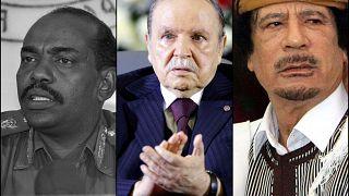 El Beşir, Buteflika ve Kaddafi