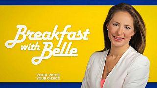 Breakfast with Belle in Frankfurt