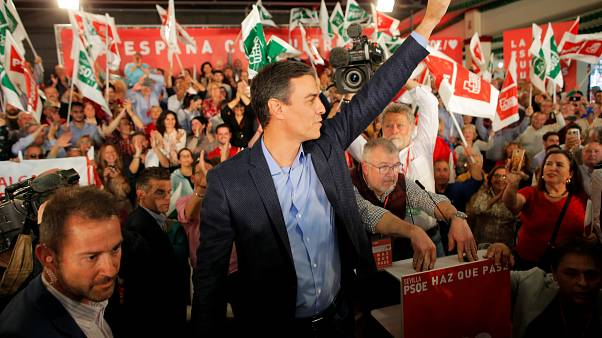 Tough battle ahead as Spanish General Election begins