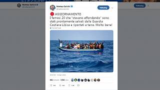 Salvini uses dated photo of migrants sparking controversy   #TheCube