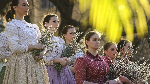 És ön tudja, mit ünneplünk virágvasárnapon?