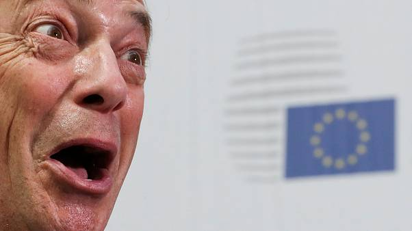 'No more Mr Nice Guy,' says Farage as he launches new Brexit party
