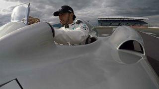 125 éves a Mercedes motorsportrészlege