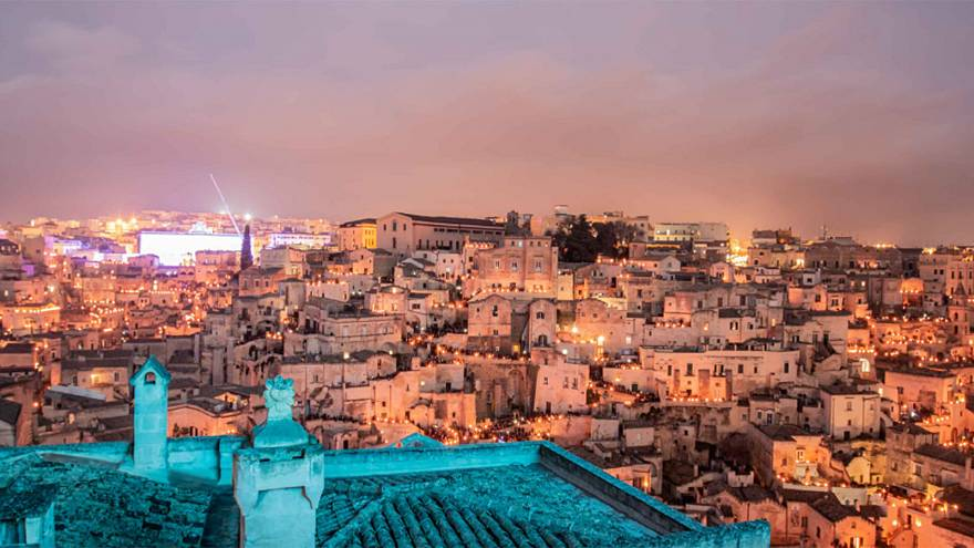 Locals are the lifeblood of entertainment in Matera, European Capital of Culture