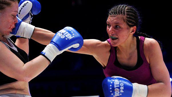 Női boksz: Jön a nagy csata