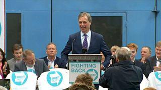 Νάιτζελ Φαράτζ: Παρουσίασε κόμμα «Brexit»