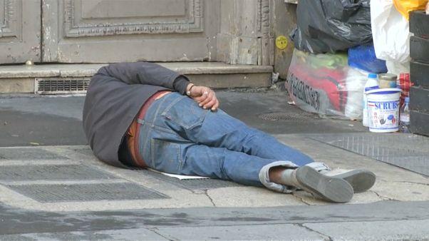 BM: Fransa insanların barınma haklarını ihlal ediyor: 12 binden fazla kişi sokakta kalıyor