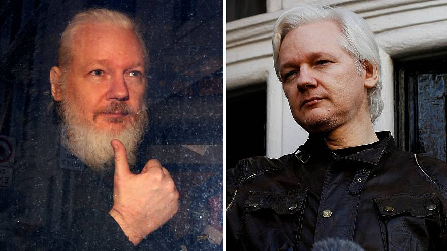 Julian Assange: How could seven years in Ecuadorian embassy have affected his health?