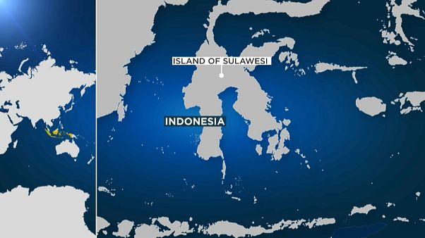 Un temblor de 6.8 grados sacude la Isla de Sulawesi en Indonesia