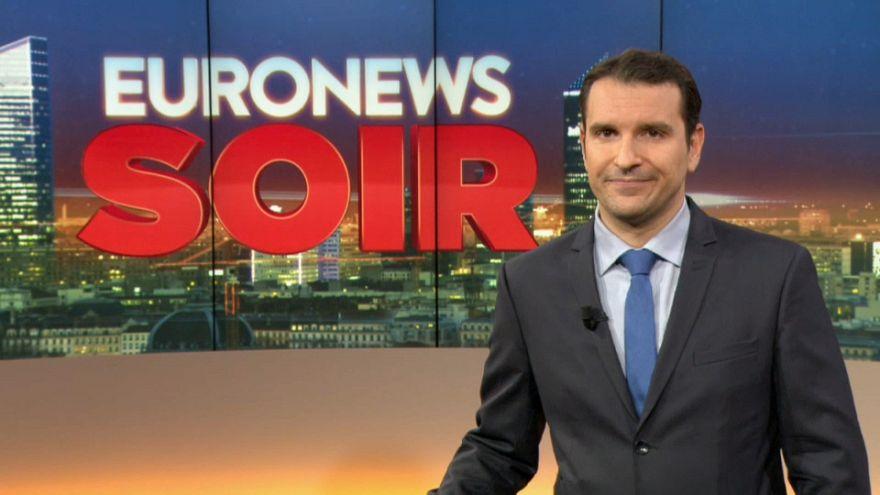 Euronews Soir : l'actualité du 12 avril