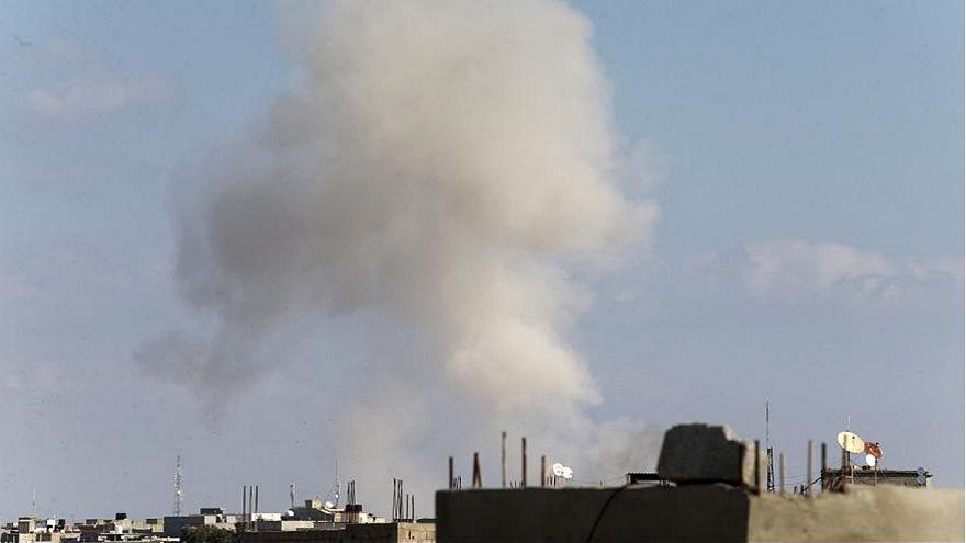 طائرات تابعة لقوات شرق ليبيا تقصف موقعين لحكومة طرابلس