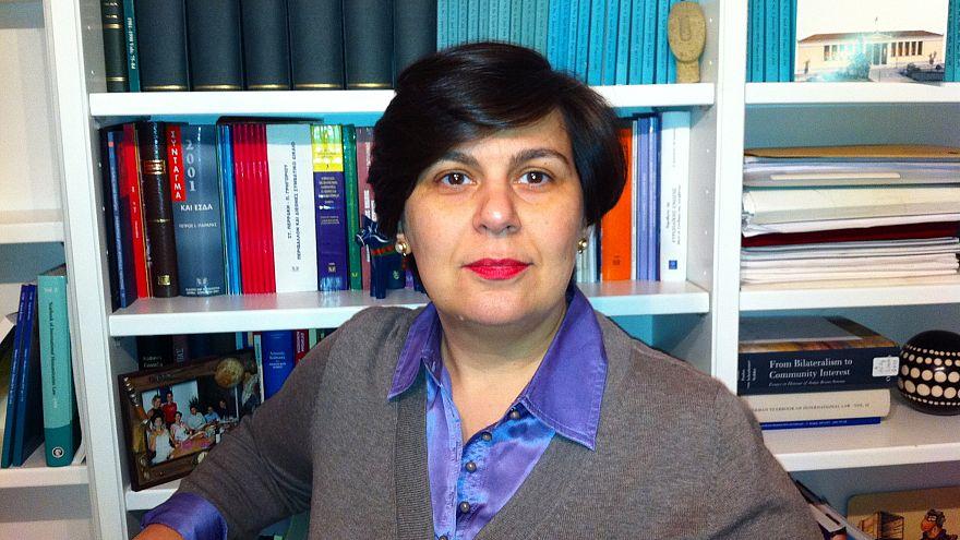Η Μαρία Γαβουνέλη νέα πρόεδρος της Εθνικής Επιτροπής για τα Δικαιώματα του Ανθρώπου