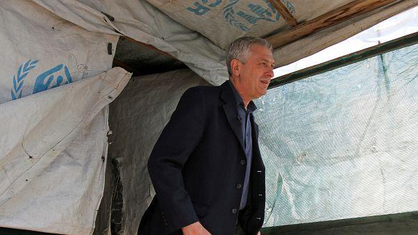 فيليبو غراندي في ليبيا