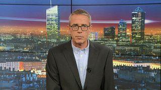 Euronews am Abend vom 12.04.19: Farage-Comeback und Streit um Feuerstein-Haus