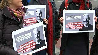 Джулиан Ассанж в тюрьме для особо опасных преступников