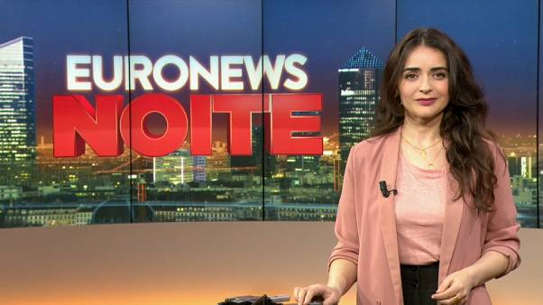 Euronews Noite 12.04.2019