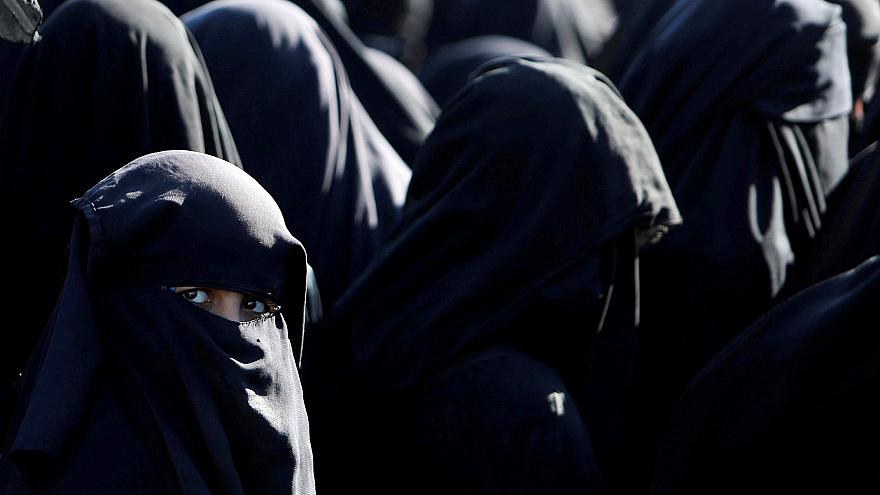 عرائس داعش.. بين ماضيهن في التنظيم وحاضرهن الخاسر