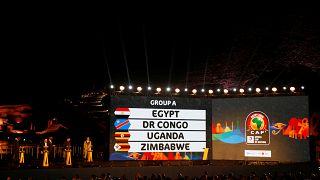 مجموعة سهلة لمصر والمغرب تصطدم بكوت ديفوار وجنوب أفريقيا في كأس الأمم